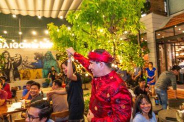 Tiệc Chia Tay Mr. Jiri (Home Credit)