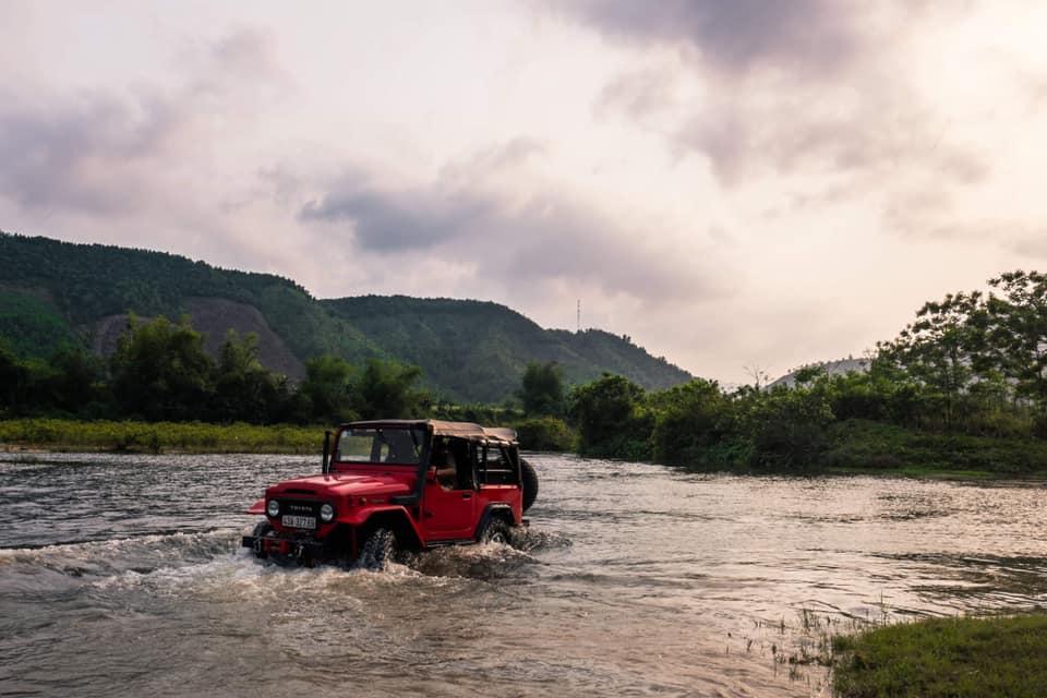 fj on the river