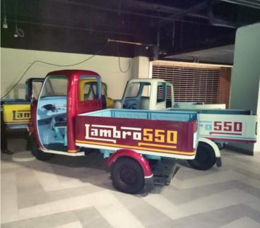 Lambro 550
