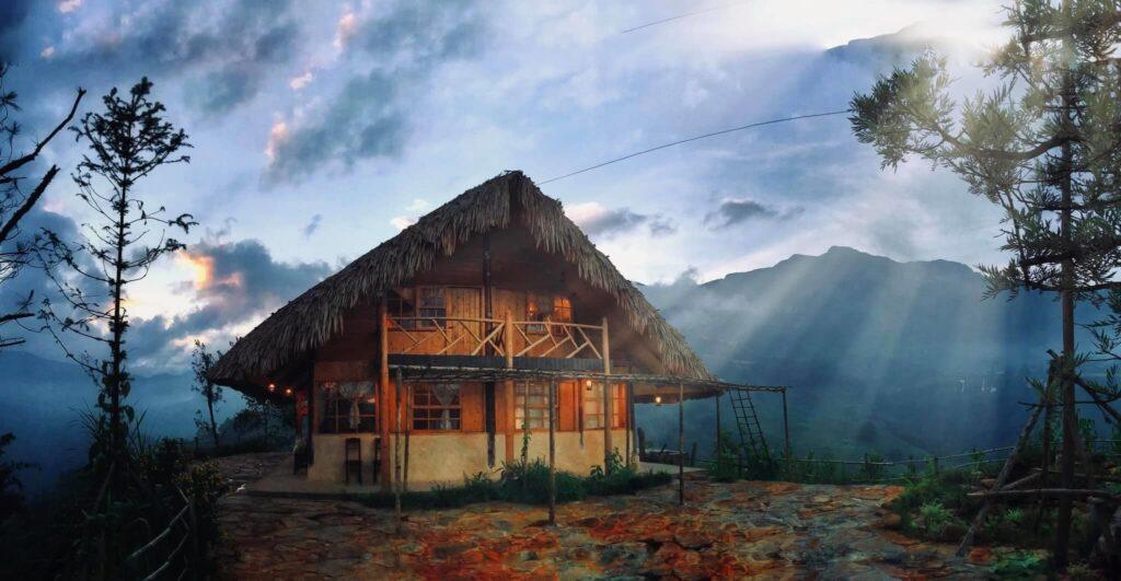 rùa house